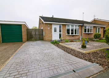 Thumbnail 2 bed semi-detached bungalow for sale in Derwent Close, Brownsover, Rugby
