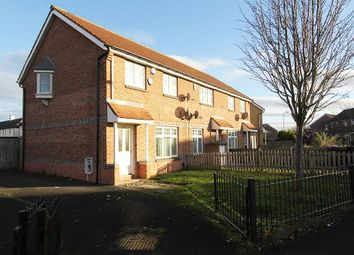 Thumbnail 3 bedroom end terrace house for sale in Urswick Close, Middlesbrough, Cleveland