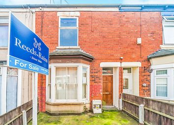 Thumbnail 2 bed terraced house for sale in Henley Avenue, Brazil Street, Hull