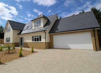 Thumbnail 4 bedroom detached house for sale in Hutton Grange, North Drive, Hutton, Brentwood, Essex