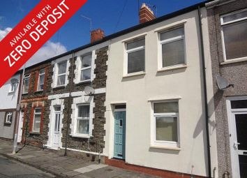 Thumbnail 3 bedroom terraced house to rent in Daniel Street, Cathays, Cardiff