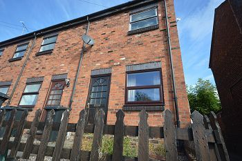 Thumbnail 1 bed flat to rent in Park Lane, Sandbach, Cheshire
