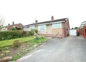 Thumbnail 2 bed semi-detached bungalow for sale in Essex Drive, Gillow Heath, Biddulph