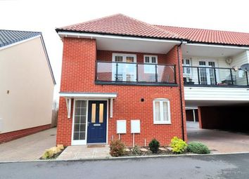 Thumbnail 1 bed semi-detached house for sale in Great Wakering, Essex