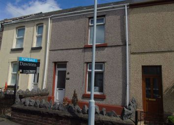 Thumbnail 2 bed terraced house for sale in Trewyddfa Terrace, Morriston, Swansea