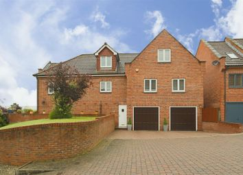 Thumbnail 4 bed detached house for sale in Forest View, Blidworth, Nottinghamshire