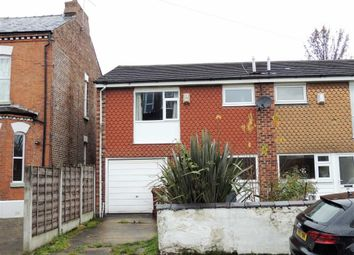 Thumbnail 3 bed semi-detached house for sale in Cresswell Grove, West Didsbury, Didsbury, Manchester