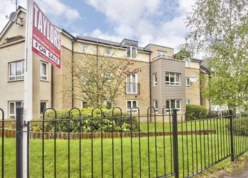 Thumbnail 2 bed flat for sale in Cromwell Drive, Huntingdon, Cambs