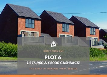 Thumbnail 4 bedroom detached house for sale in Meadow View, Blyth