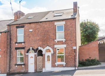 Thumbnail 3 bed end terrace house for sale in Mackenzie Street, Sheffield