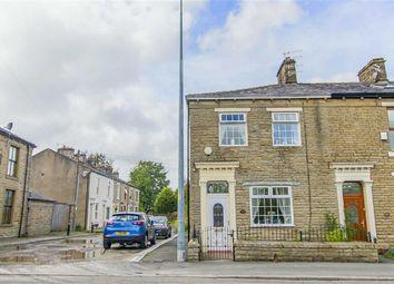 Thumbnail 3 bed end terrace house for sale in New Lane, Accrington, Lancashire