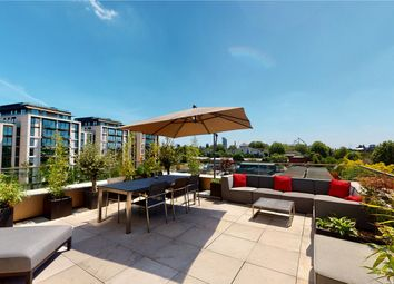 Bolander Grove, Lillie Square, London SW6. 3 bed flat