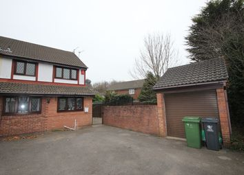 Thumbnail 1 bed end terrace house to rent in Heritage Park, St Mellons, Cardiff