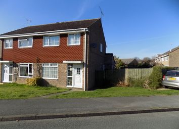 Thumbnail 3 bed semi-detached house for sale in Cumberland Way, Dibden