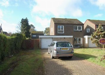 Thumbnail 3 bed link-detached house for sale in Harlestone Road, Duston, Northampton