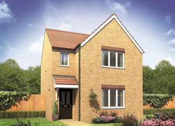 "Thumbnail 3 bedroom detached house for sale in ""The Hatfield"" at Drayton High Road, Hellesdon, Norwich"