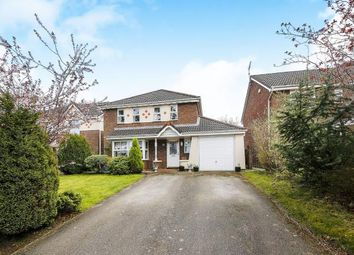 Thumbnail 4 bedroom detached house for sale in Redesmere Close, Macclesfield, N/A, Cheshire