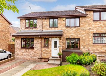 Thumbnail 4 bed semi-detached house for sale in Clayknowes Avenue, Musselburgh