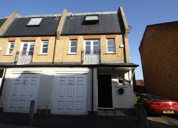 Thumbnail 3 bedroom end terrace house to rent in Chestnut Mews, The Square, Woodford Green