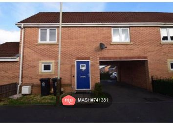 Thumbnail 2 bed flat to rent in Brompton Road, Hamilton, Leicester