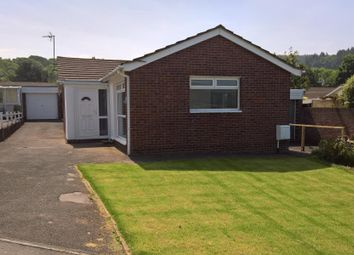 Thumbnail 3 bed bungalow to rent in Paganel Road, Minehead