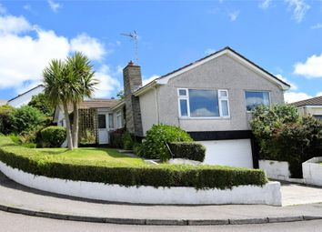 Thumbnail 4 bed detached bungalow for sale in Roselidden Parc, Helston, Cornwall