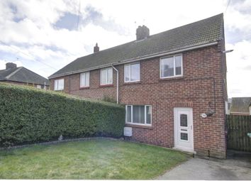 Thumbnail 2 bed semi-detached house for sale in Deneside, Lanchester, Durham