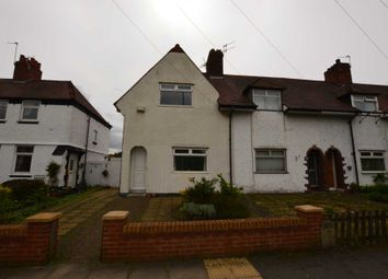 Thumbnail 2 bed terraced house to rent in Bolton Road East, New Ferry, Wirral