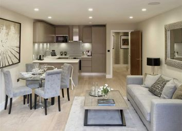 Thumbnail 2 bed flat for sale in Wyfold Road, London