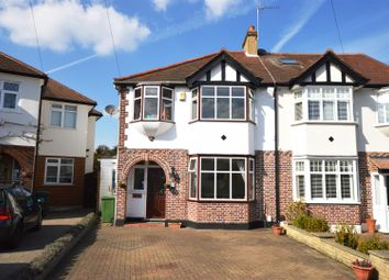Thumbnail 3 bed semi-detached house for sale in Vale Road, Worcester Park