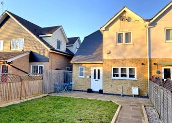 Thumbnail 3 bed semi-detached house for sale in Lee Chapel North, Basildon, Essex