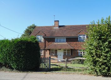 Thumbnail 3 bedroom semi-detached house to rent in Plaistow Road, Kirdford, Billingshurst