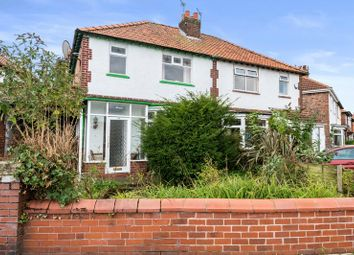 Thumbnail 3 bed semi-detached house for sale in Grantham Road, Southport
