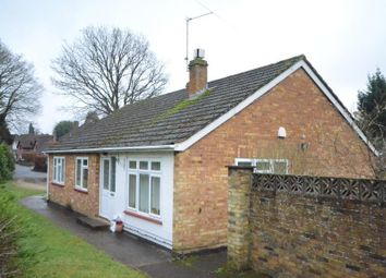 Thumbnail 3 bedroom bungalow to rent in Forest End Road, Sandhurst