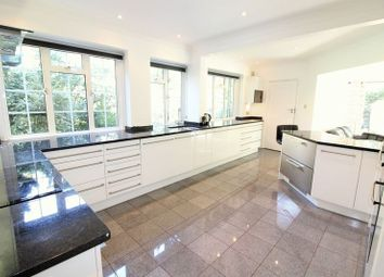 Thumbnail 5 bed detached house to rent in Green Lane, Chilworth, Southampton