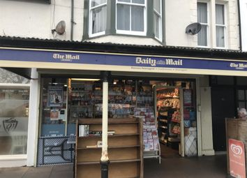 Thumbnail Retail premises for sale in Thriving Traditional Newsagent In Llandudno LL30, Gwynedd