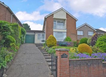 Thumbnail 3 bed detached house for sale in Attractive Detached House, Canberra Crescent, Newport