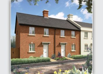 "Thumbnail 3 bed terraced house for sale in ""The Dashwood"" at Pitt Road, Winchester"