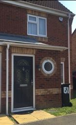 Thumbnail 2 bed semi-detached house to rent in Kestrel Lane, Hamilton, Leicester