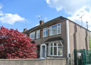 Thumbnail 3 bed end terrace house to rent in Forfield Road, Coventry