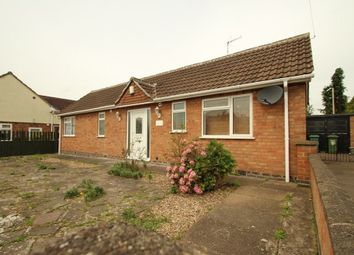 Thumbnail 2 bed bungalow to rent in Percy Street, Off Narborough Road South, Leicester