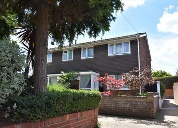 Thumbnail 3 bed semi-detached house for sale in St. Christophers Gardens, Gosport