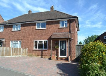 Thumbnail 3 bed semi-detached house for sale in Capell Road, Chorleywood, Rickmansworth, Hertfordshire