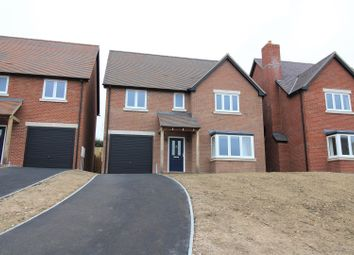Thumbnail 4 bed detached house for sale in 2 Parry's Drive, Pontesbury, Shrewsbury