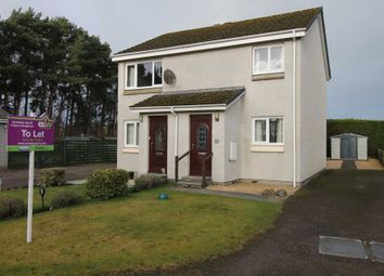 Thumbnail 2 bedroom flat to rent in Oakdean Place, Nairn