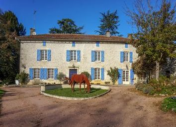Thumbnail 7 bed equestrian property for sale in Souffrignac, Charente, France