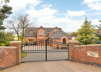 Thumbnail 6 bed detached house for sale in Coxmoor Road, Sutton-In-Ashfield, Nottinghamshire