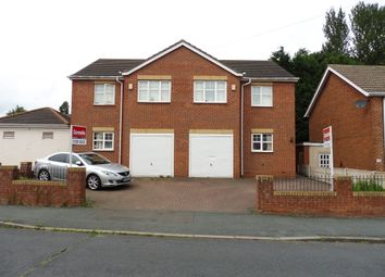 Thumbnail 3 bed semi-detached house for sale in Grace Road, Tipton