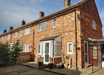 Norby Estate, Norby, Thirsk YO7. 3 bed end terrace house for sale
