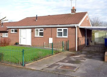Thumbnail 3 bedroom semi-detached bungalow for sale in Shinwell Grove, Meir, Stoke-On-Trent